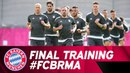 First 15 minutes of the final training ahead of Real Madrid | FCBRMA | ReLive