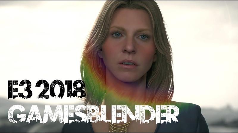 Gamesblender № 366 Cyberpunk 2077 во всей красе, Devil May Cry V, Sekiro и другие игры Е3