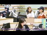180808 Seulgi, Wendy, Yeri (Red Velvet) @ Moon Hee Jun's Music Show Radio (рус.саб)