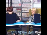 Okay but its so hot how Yoongi tricked the staff by pulling out lines as if he was holding a book, hes indeed a Genius actor