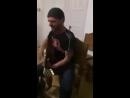 Асхаб Бурсагов - Серые глаза на гитаре 2015.mp4