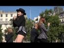 K-Pop band F(x) performing Rum Pum Pum Pum at the London Korean Festival 2015 -Hot Summer