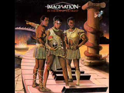 Imagination - All I Want To Know