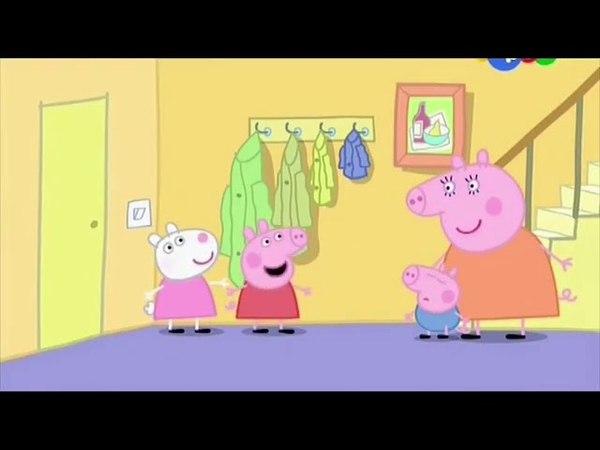 Свинка пепка ( гоблинская озвучка )
