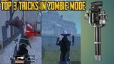 Secret Trick in Zombie Mode Pubg Mobile