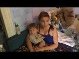 Помощь жительницы Израиля молодой маме на линии фронта