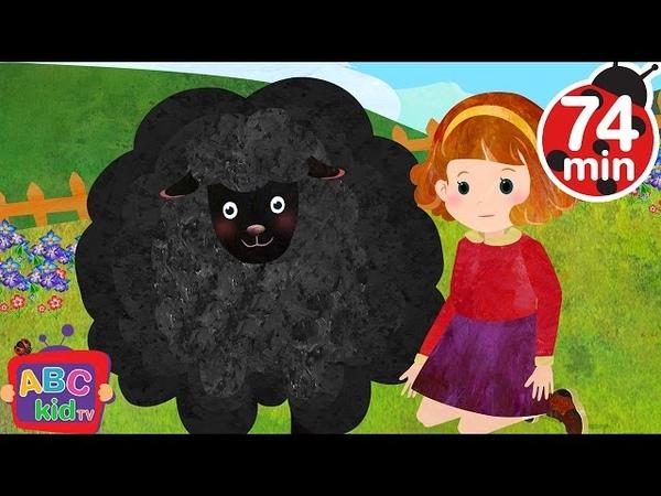 Baa Baa Black Sheep and More Nursery Rhymes Kids Songs - ABCkidTV