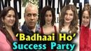 """Badhaai Ho"" Movie Success Party   Ayushmann Khurrana   Sanya Malhotra   Neena Gupta"