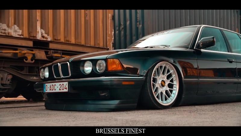 Quints Stanced BMW E32