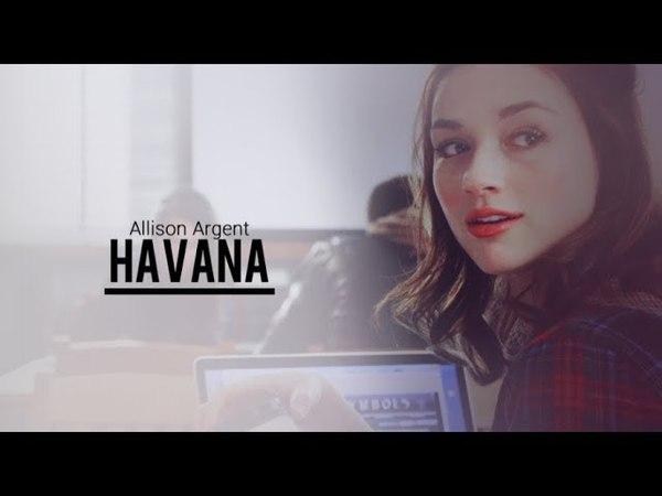 Allison Argent | Havana
