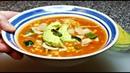 How To Make Tortilla Soup | Chicken Tortilla Soup Recipe