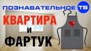 Как появилась КВАРТИРА и при чём здесь ФАРТУК Познавательное ТВ Артём Войтенков