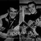 Carl Perkins альбом Gods of Rockabilly: Carl Perkins vs. Gene Vincent