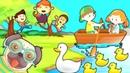 Детские песенки - Сборник Новых Серии - Обучающий Мультфильм 2