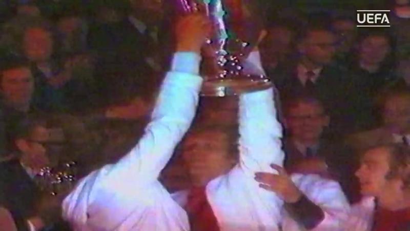 «Аякс» 2:0 «Интер» | 1972 год