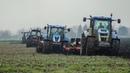 Ploughing/Plowing/Szántás - Fiatagri 180-90, New Holland T7.270, T6.155, TG 285 - 890 LE 18 ekefej