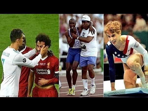Tüm Dünyanın Ağladığı Sporda Duygusal Anlar ● Top 12