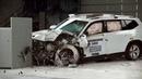 Volkswagen Atlas 2018 crash test