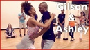 Fun Lambazouk Dance | Gilson Damasco Ashley | Zouk Atlanta | Lambada Demonstration