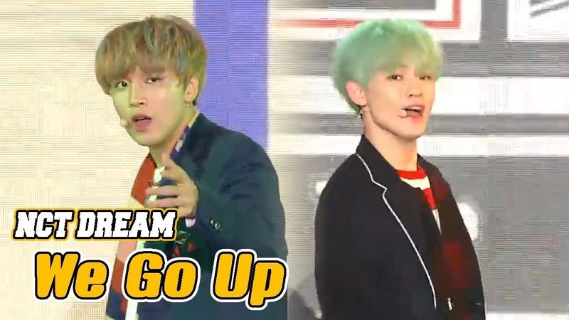 [Korean Music Wave] NCT DREAM - We Go Up , 엔시티 드림 - We Go Up , DMC Festival 2018