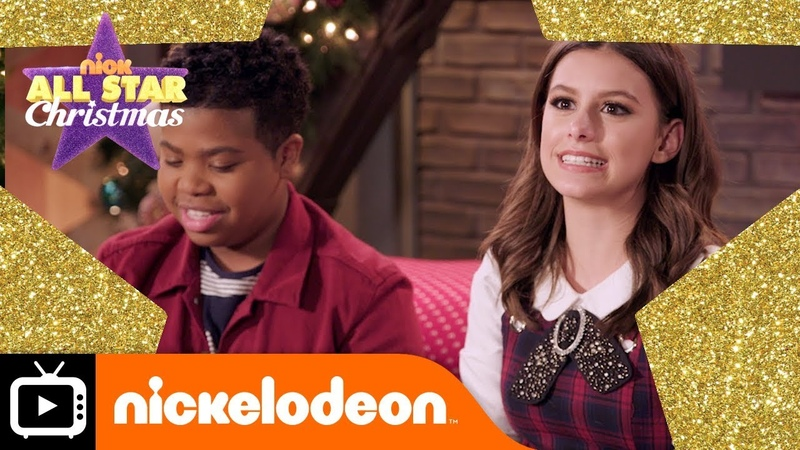 All Star Christmas   Game Shakers - What's in the Box?   Nickelodeon UK