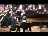 Рахманинов Концерт № 3 для фортепиано с оркестром Солист —Бехзод Абдураимов Дирижер —В. Гергиев