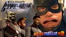 AVENGERS: ENDGAME Weird Trailer 2 | AVENGERS 4 PARODY by Aldo Jones