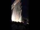 Поющие фонтаны в Олимпийском