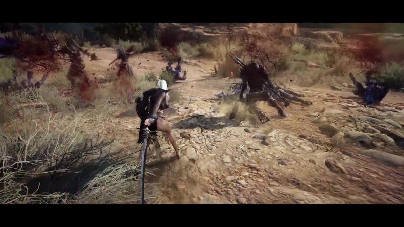 Black Desert_ Пробужденное оружие Тёмного мечника