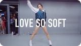 Love So Soft - Kelly Clarkson Tina Boo Choreography