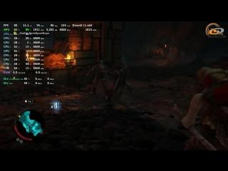 [GECID.com] NVIDIA GeForce GTX 1070: gameplay в 25 НОВЫХ играх при Full HD