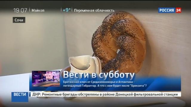 Новости на Россия 24 • Пиотровский посетил детский образовательный центр Сириус в Сочи