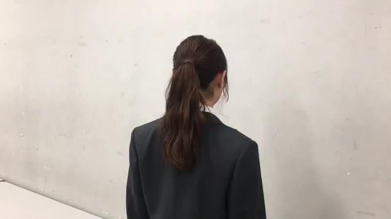 今日も小林由依さんから動画が届きました! 癒されるし、ハッとする👻
