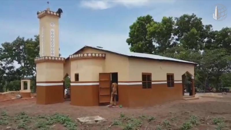 Мечеть BB038 (Имам аш-Шафии,Бенин_2018)