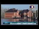 В Уфимском районе затопило поселок Зубово