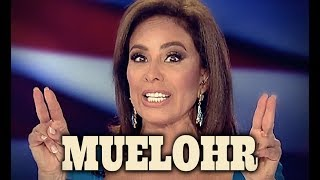 Jeanine Pirro Rips Bruce Ohr Mueller A New One