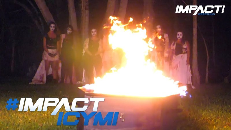 Su Yung Holds a FUNERAL For Rosemary! | IMPACT! Highlights May 17, 2018