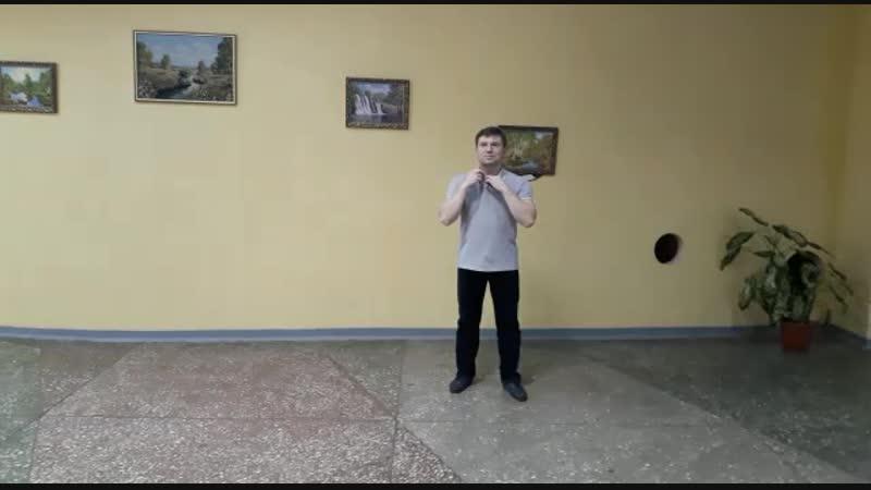 Массовый танец для Новогоднего Бала 1