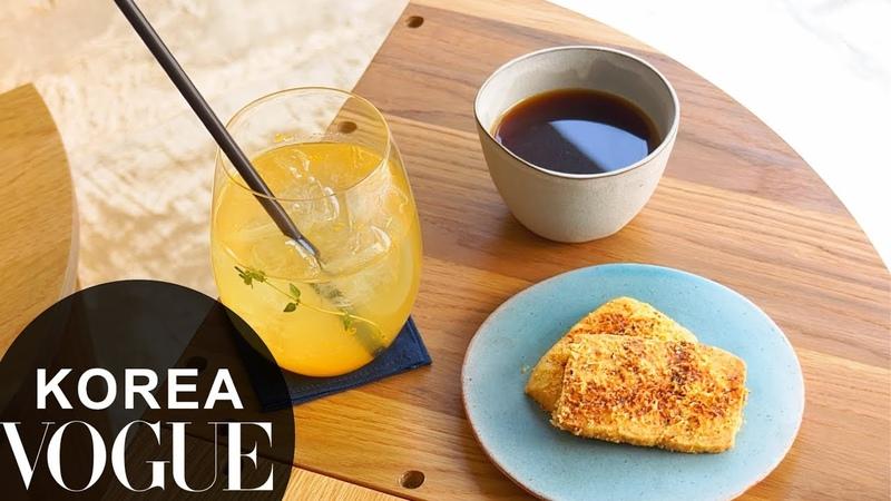 커피, 내추럴 와인을 한 곳에서 즐길 수 있는 공간 에세테라 |VOGUE TV