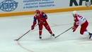 Моменты из матчей КХЛ сезона 17/18 • Локомотив - Витязь