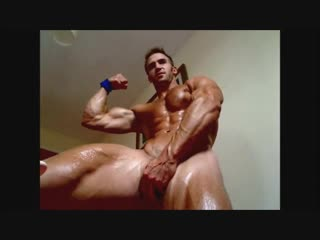 Thecumthing - montage of muscles dicks and cum 1