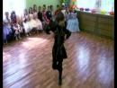 Танцуют мои воспитанники