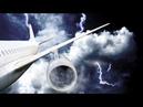 В Британии пилот эффектно посадил Боинг боком