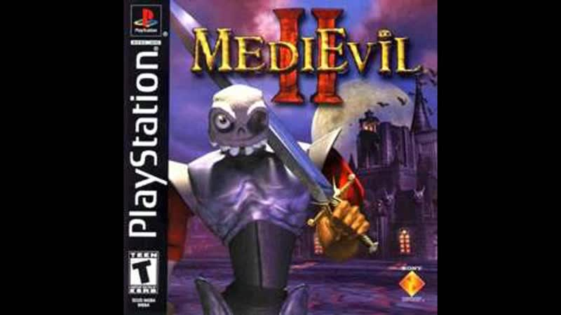 {Level 8} Medievil 2 Soundtrack 9 - Cathedral Spires The Descent