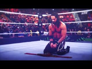 Seth Rollins Vs AJ Styles - Money in the Bank 2019 (Universal Championship Match)