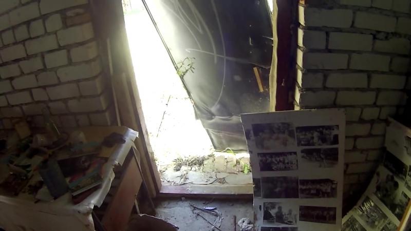 ЗАБРОШЕННЫЙ ЛАГЕРЬ ЯРТЕЛЕКОМА. ЧАСТЬ 2 (СТАЛК) -an abandoned pioneer camp in the_Full-HD