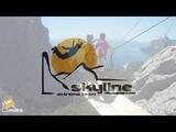 Надежда Ильяс-Кая, бухта Ласпи, Rope jumping with Skyline x-team in Crimea