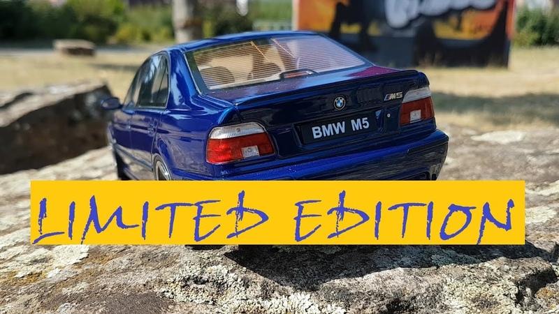 Легендарная BMW M5 e39 от OTTO