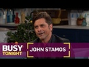 John Stamos Tells a Story About Masturbating to Fuller House   Busy Tonight   E!