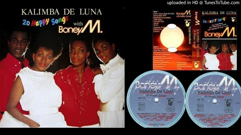 Boney M.: Kalimba De Luna - 20 Happy Songs (Vol. 1) [1984]